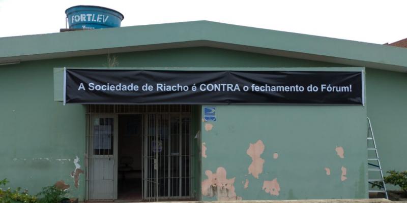 O novo projeto do TJPE prevê uma agregação das comarcas pernambucanas