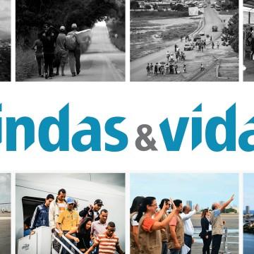 """Documentário """"Vindas e Vidas"""" será lançado no Recife"""