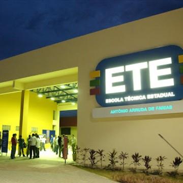 Inscrições para Escolas Técnicas Estaduais foram prorrogadas