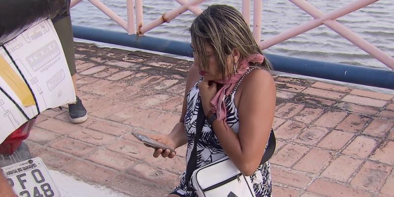 O caso ocorreu na Avenida Engenheiro José Estelita, no sentido Centro do Recife