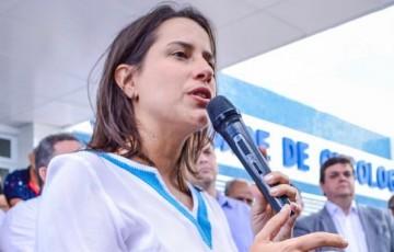 Raquel dá prazos para fim de obras, enaltece oposição e agradece lembrança do seu nome para disputa estadual