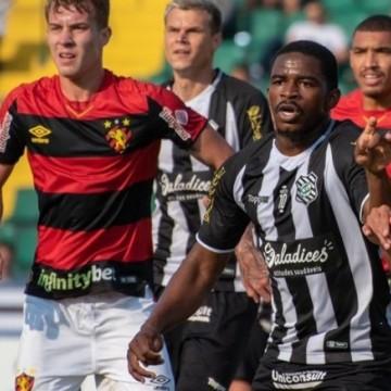 Sport vence Figueirense e fica mais perto do líder da Série B
