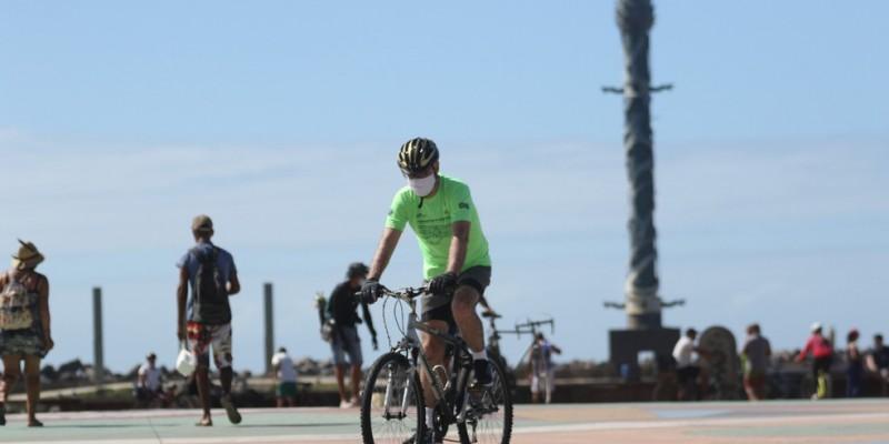 Ações serão realizadas na Avenida Alfredo Lisboa, em celebração ao Dia do Ciclista, comemorado no dia 19 de agosto