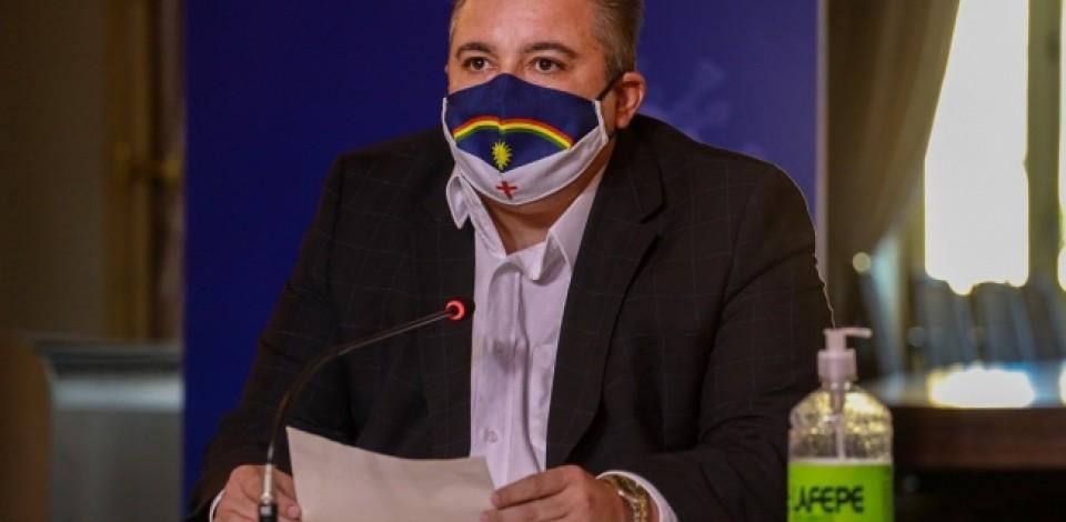 PERNAMBUCO REGISTRA MENOR NÚMERO DE CASOS GRAVES DA COVID-19