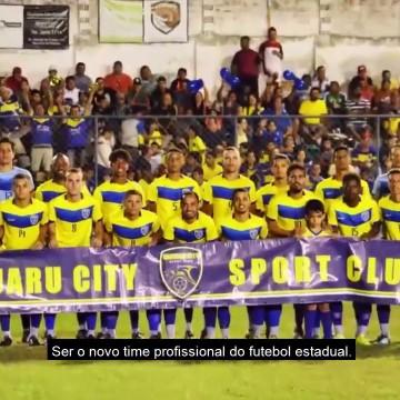 Caruaru City irá disputar a segunda fase do Pernambucano Série A2