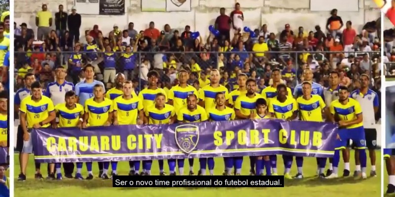 O Caruaru City voltaráa campo nesse sábado