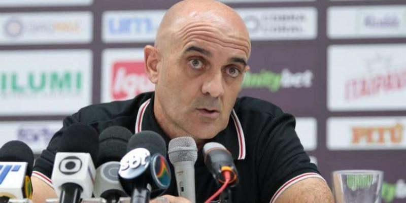 Treinador de 53 anos já teve sucesso na disputa da Série C pelo Cuiabá