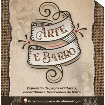 Exposição 'Arte e Barro' no Caruaru Shopping, em homenagem aos 164 anos da Capital do Agreste