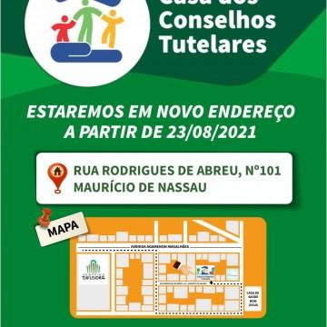 Conselhos Tutelares de Caruaru terão novo endereço