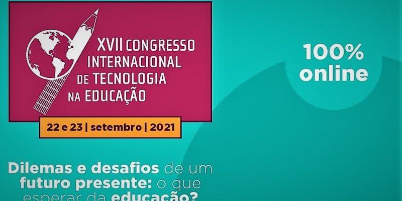 Realizado 100% on-line, evento vai discutir sobre dilemas e desafios na educação nos dias 22 e 23 de setembro