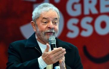"""Campanha pelo """"Lula Livre"""" irá às ruas neste sábado"""