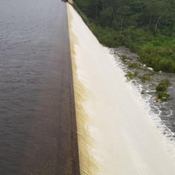 Nove barragens atingem 100% da capacidade em Pernambuco