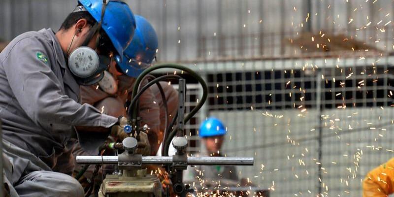 A mais recente Sondagem Industrial apontou crescimento de 3,9 pontos no volume de produção das indústrias locais