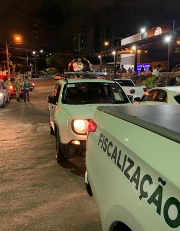 Logística do processo de fiscalização em Caruaru após as novas medidas de restrição