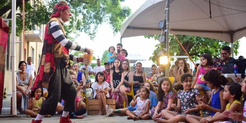 O material estará disponível para o público no canal da Fundaj, no YouTube, e integra a programação do Carnaval de Todos os Tons
