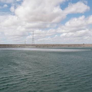 Reservatório de Sobradinho ganha usina solar flutuante