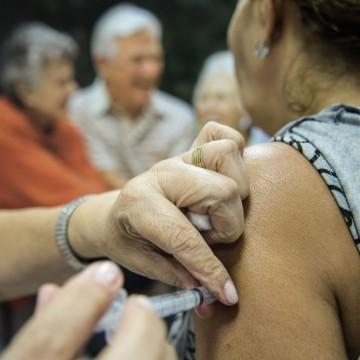 Segundaetapa de vacinação contra gripe começa amanhã