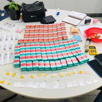 Quatorze pessoas são presas com drogas sintéticas no Recife