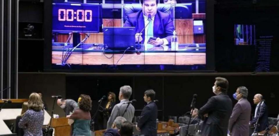 Câmara aprova eleições municipais para novembro