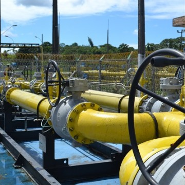 Copergás seleciona em presas para fornecer gás natural