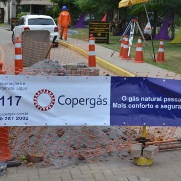 Copergás planeja investir R$ 323 milhões em expansão no estado