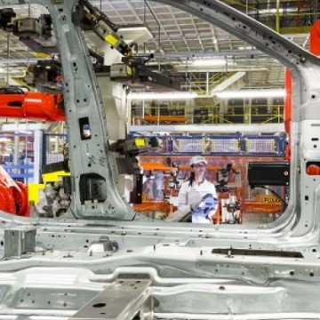 Setor automotivo puxa produção industrial