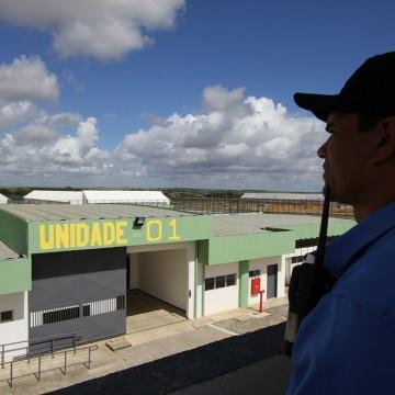 Diretor Geral do DEPEN visita unidades do centro integrado de ressocialização de Itaquitinga