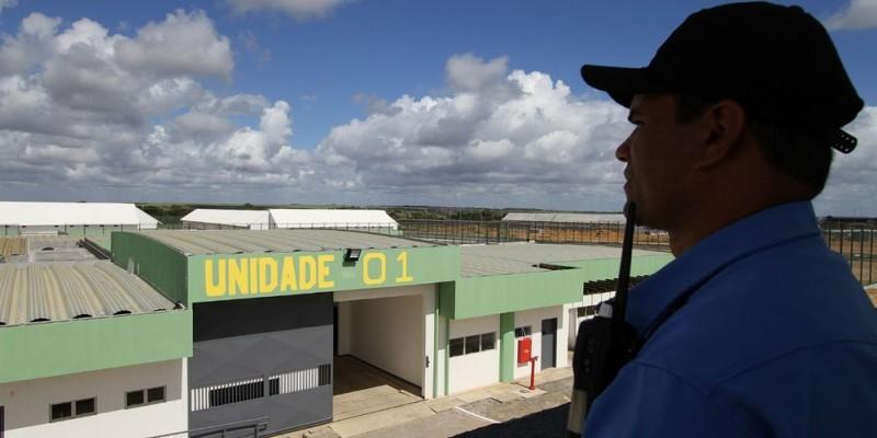 Fabiano Bordignon anunciou também a expectativa de criação de 22 mil novas vagas nos presídios até o final deste ano