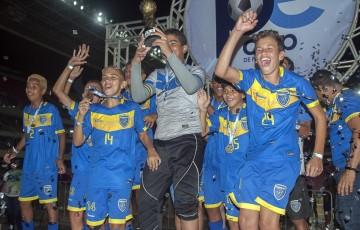 Caruaru City é campeão em três categorias da PE CUP