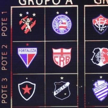 Pernambucanos conhecem tabela da Copa do Nordeste