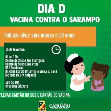 Caruaru atinge meta de vacina na população idosa em tempo recorde