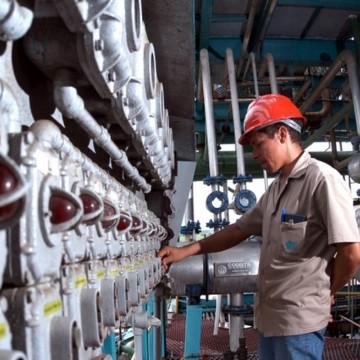 Produção industrial de Pernambuco recua em fevereiro