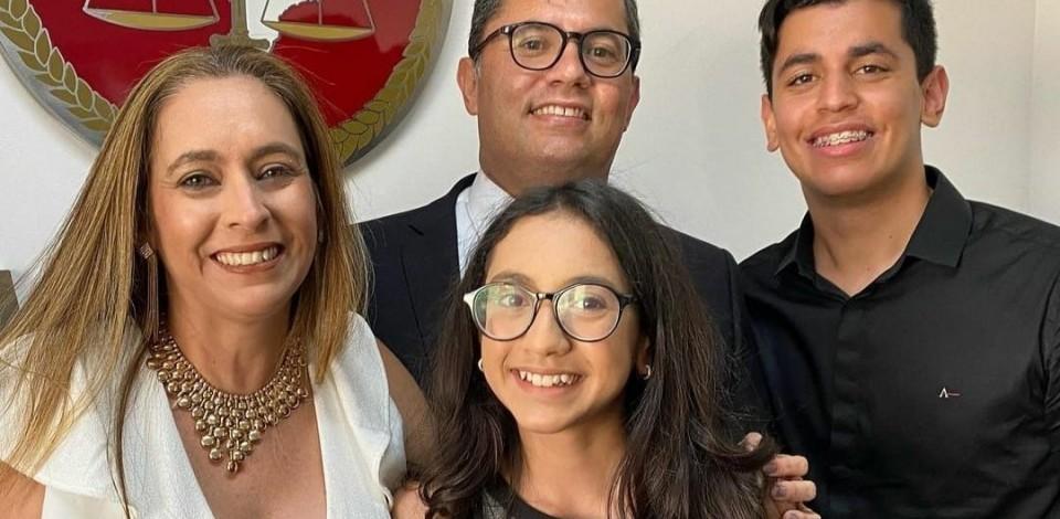 Paulo Augusto é empossado Procurador Geral de Justiça  do MPPE