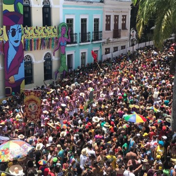 95,7% da rede hoteleira do estado deve estar ocupada durante o Carnaval