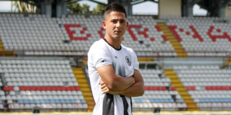 Jogador de apenas 22 anos disputou a Libertadores da América deste ano pelo Zamora-VEN