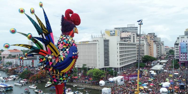 A ação começa pela Rua Imperial, no bairro de São José