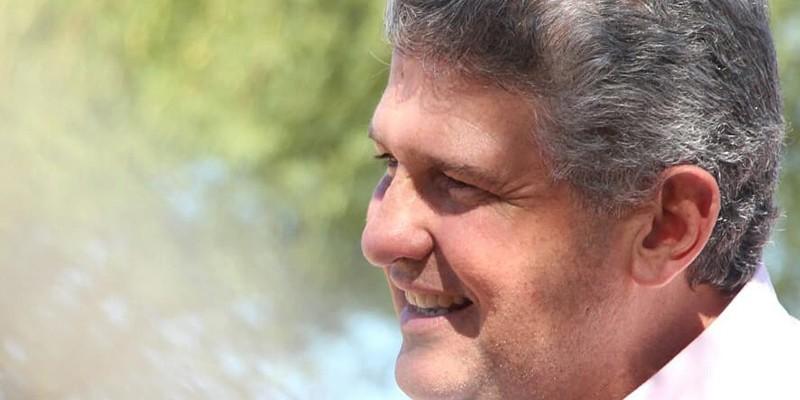 Guilherme Coelho falou para empresários, comerciantes e estudantes universitários