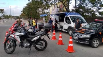 Operação Lei Seca amplia fiscalização nas estradas neste mês de janeiro