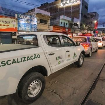 Grupo de Fiscalização Integrada de Caruaru atuará em três turnos durante quarentena
