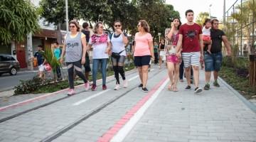 Primeira etapa da Via Parque é inaugurada em Caruaru