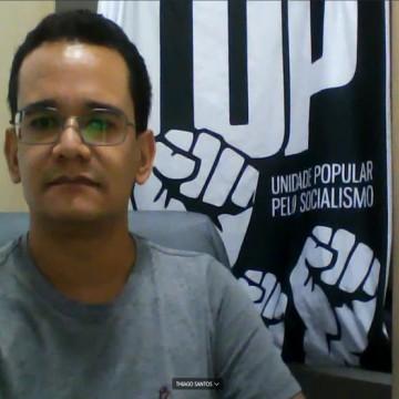 Sabatina: Thiago Santos apresenta propostas eleitorais na CBN Recife