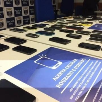 Programa Alerta Celular devolve aparelhos a donos que foram roubados ou furtados