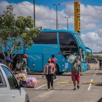 Delivery Sulanca movimentou cerca de R$ 6 milhões, nesta segunda-feira (22)