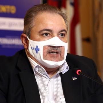 Indicadores da Covid-19 em PE estão em patamar de controle, afirma Longo