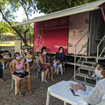 Prefeitura de Olinda volta a realizar exames gratuitos com o mamógrafo móvel