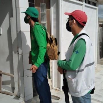 Ação integrada de combate ao Aedes aegypti é realizada pela prefeitura de Caruaru