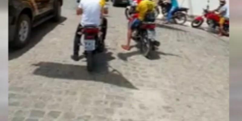 A detenção ocorreu em Salgueiro no sertão pernambucano