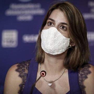 Ana Paula Vilaça afirma que os decretos e restrições dependem do comportamento da população