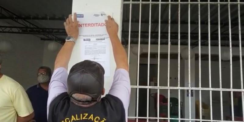 Os servidores passaram por 499 estabelecimentos, em 11 municípios da Região Metropolitana do Recife e do interior, entre eles Bezerros, Gravatá, Nazaré da Mata, Carpina e Buenos Aires