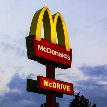 Hackers roubam dados da McDonald's